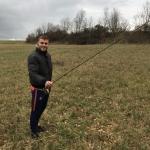 entraînement pêche à la mouche
