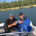 pêche silure avec jean-claude