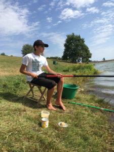 initiation découverte pêche au coup ardèche